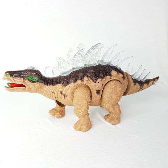 Dinosaurio Interactivo Camina Sonido Luz Jurasic