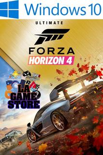 Forza Horizon 4 Ultimate Edition Online Pc Windows 10