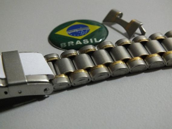 Pulseira Technos Skydiver Mista 20 Mms + Brinde