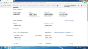 [x] Adsense Facil Implemento Wordpress , Blogger