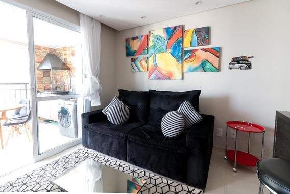 Apartamento Para Aluguel - Picanço, 1 Quarto, 38 - 893074107