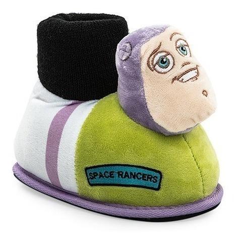 Pantuflas Addnice Buzz Disney Toy Story Violeta Dn-pb01