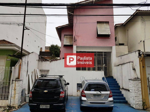 Casa Para Alugar, 200 M² Por R$ 6.000,00/mês - Perdizes - São Paulo/sp - Ca2386
