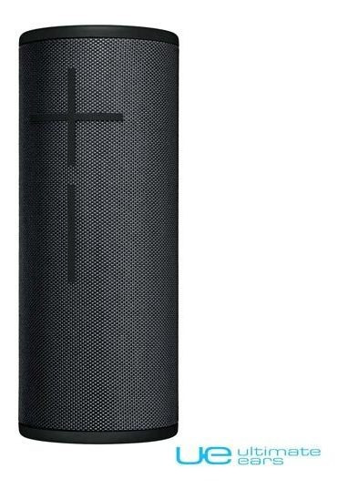 Caixa De Som Bluetooth Ultimate Ears Night Black - Boom 3