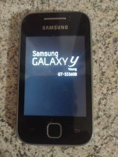 Celular Samsung Galaxy Y - Loop Infinito