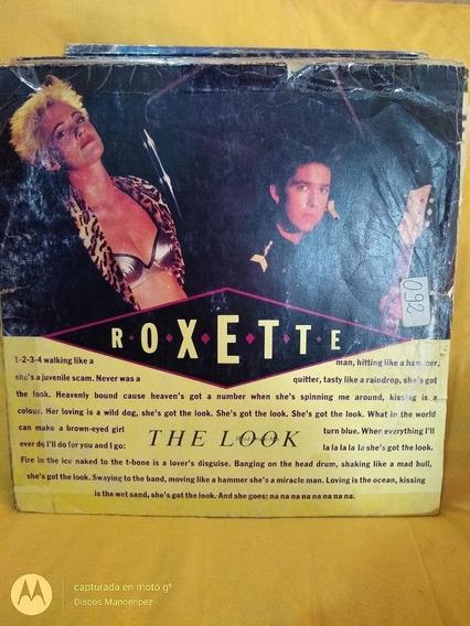 Vinilo Roxette The Look Bi2