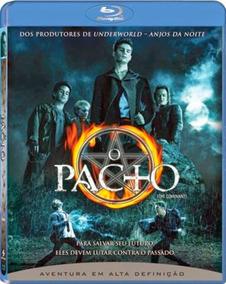 Blu-ray - O Pacto (sony)