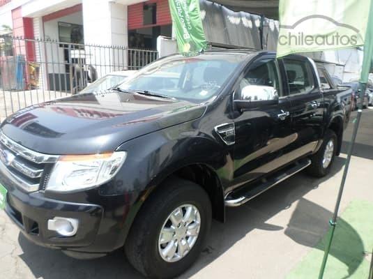 Ford Ranger Xlt 3.2 4x2 Diesel 2014 Negro