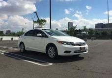 Honda Civic D Ex Sedan 5vel Mt 2012