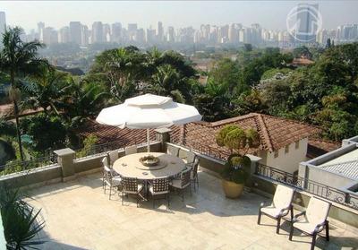 Casa Residencial À Venda, Jardim Guedala, São Paulo - Ca1290
