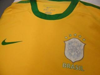 Camisa Nike Seleção Brasileira - Nike - Usada