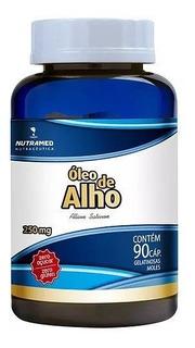 Aceite De Ajo Antioxidante Presión Colesterol (90 Cápsulas)