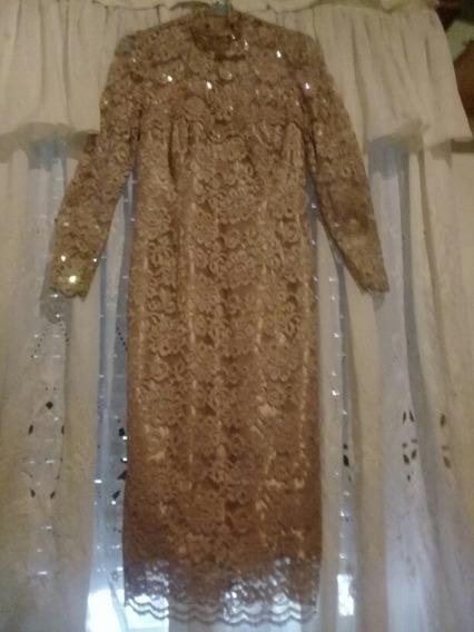 Vestido Fiesta Señora