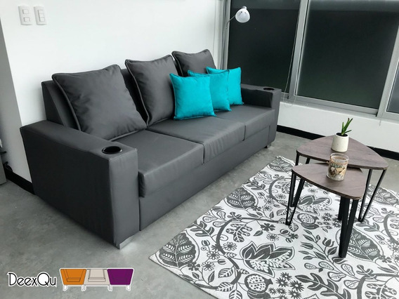 Sofa Cama Manchester Con Herraje