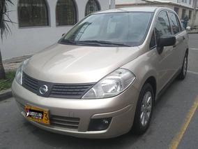 Nissan Tiida Miio 1.8 Mt Aa 4p