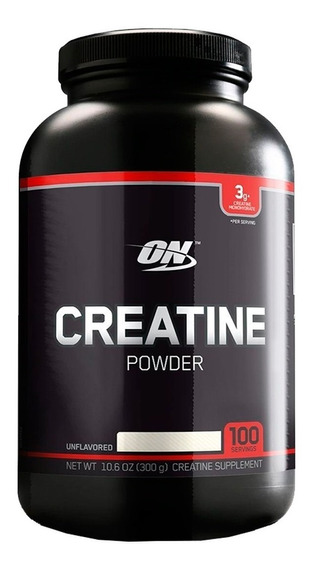 Creatina X 300 Grs Black Line - Optimum Nutrition