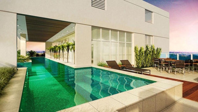 Apartamento Em Vila Olímpia, São Paulo/sp De 90m² 1 Quartos À Venda Por R$ 1.285.630,00 - Ap105760