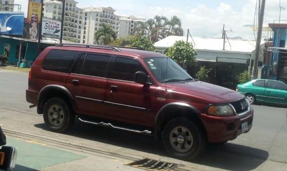 Mitsubishi Montero Al Dia