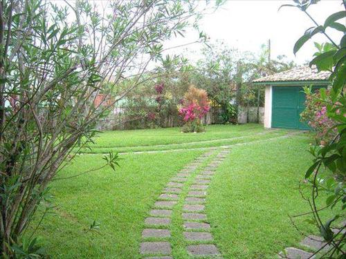 Casa De Campo Ao Lado Mar -  Itanhaém - R$ 499 Mil, Cod: 392 - V392
