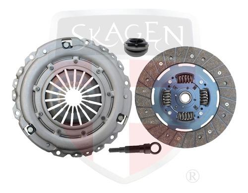 Imagen 1 de 10 de Kit De Clutch Peugeot Partner 1.6 L4 M59 Hdi 2008-2012