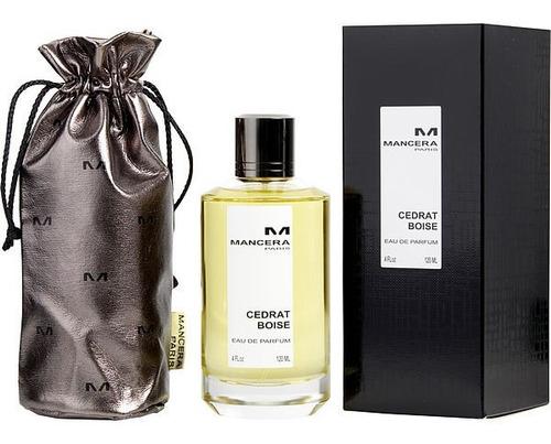 Mancera - Cedrat Boise Perfume 120 Ml Nuevo En Caja