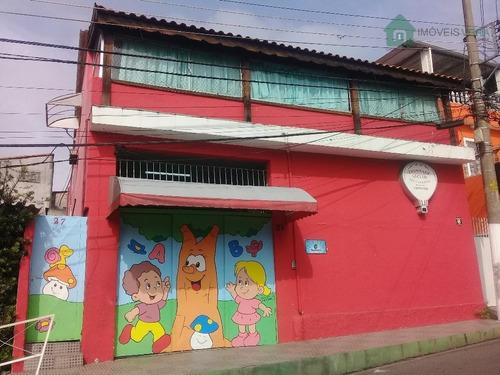 Imagem 1 de 30 de Sobrado Comercial À Venda, Jardim São Luís, São Paulo. - So0138