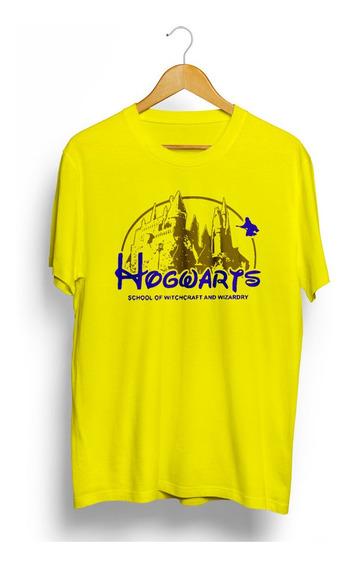 Camiseta Harry Potter: Hogwarts X Disney