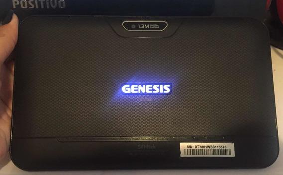 Tampa Traseira Do Tablet Gênesis Gt-7301