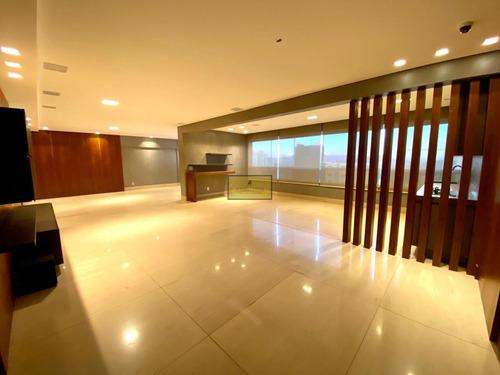 Imagem 1 de 30 de Apartamento Qtos 4 Vila Da Serra Lazer Completo - 5521