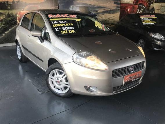 Fiat Punto Elx 1.4 8v(flex) 4p 2009