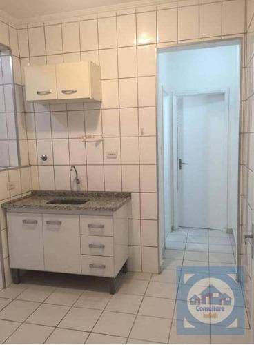 Apartamento Com 1 Dormitório À Venda, 57 M² Por R$ 201.000,00 - Boa Vista - São Vicente/sp - Ap5433