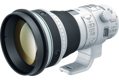 Canon Ef 400mm F/4 Do Is Ii Usm Lente 400 # 4411b002