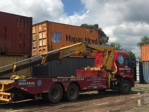Containers Marítimos Contenedores Córdoba 40' Hc Usados