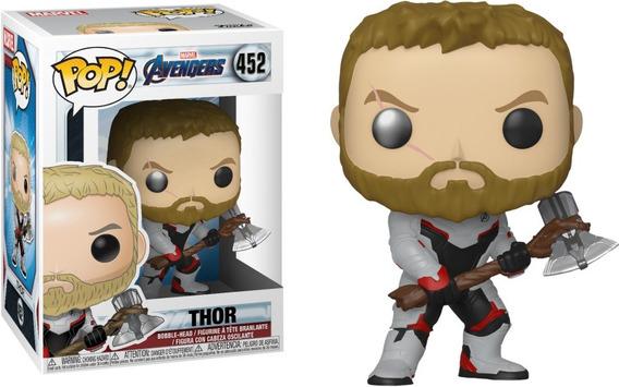 Funko Pop Thor (452) Avengers Endgame Tienda Marvel