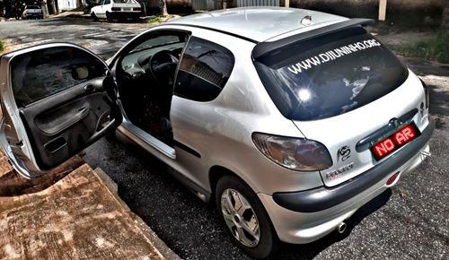 Peugeot 1.0 16 V Ano 2003