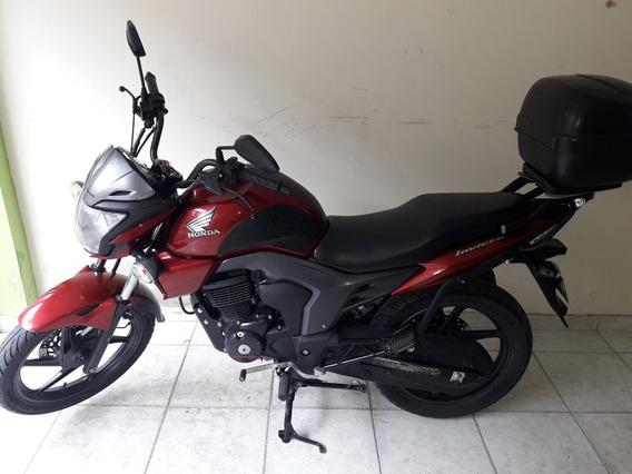 Honda Invicta 150 Roja