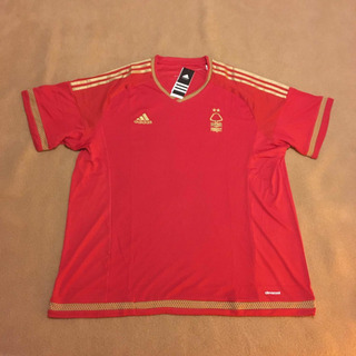 Camisa Nottingham Forest Home 2015/16 - adidas