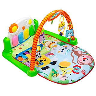 Tapiona Baby Play Mat Kick And Play Piano Gym - Juguete D...