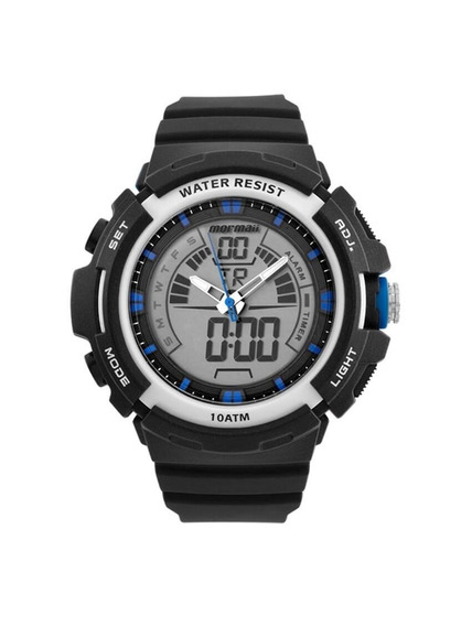 Relógio Masculino Mormaii Moad08902/8a 55mm