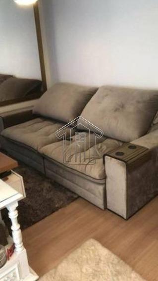 Apartamento Em Condomínio Padrão Para Venda No Bairro Jardim, 2 Dorm, 1 Suíte, 2 Vagas, 61 M - 11109gi