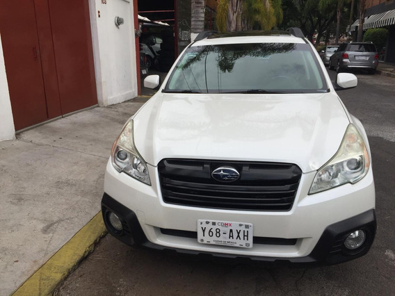 Subaru Outback Limited 3.6 R Ta 2014