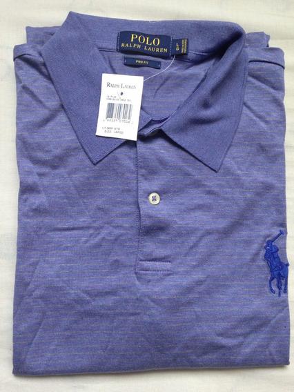 Camisa Polo Ralph Lauren Tamanho G L Original Promoção Malha