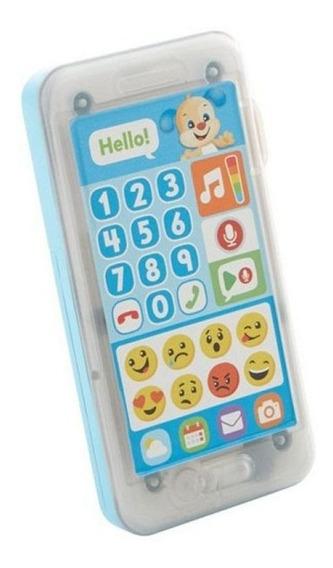 Mi Primer Teléfono De Aprendizaje Fisher Price Fhj30