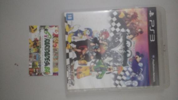 Jogo - Kingdom Hearts - Playstation 3