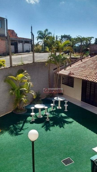 Apartamento Residencial À Venda, Condomínio Vilage, Itaquaquecetuba. - Ap0400