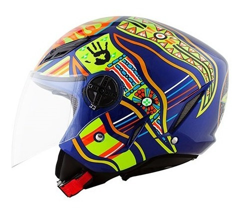 Capacete Agv Blade Five Continents
