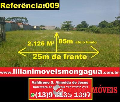 Terreno De 25 X 85 Equivalente Há 8 Lotes Em Ag De Campos - 009