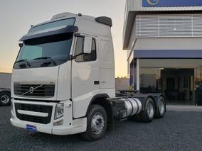 Volvo Fh 460 Globetrotter 6x4 2012