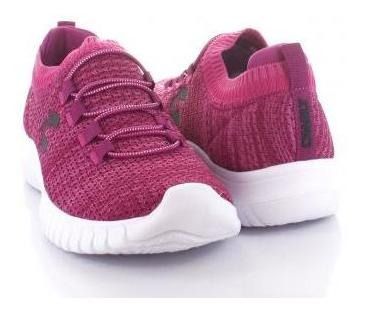Tenis Para Mujer Charly Ct989-056149 Color Fiucsia