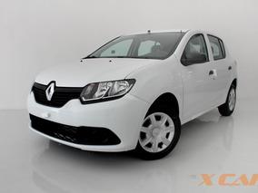 Renault Sandero 1.6 16v Sce Flex Expression Sem Entrada